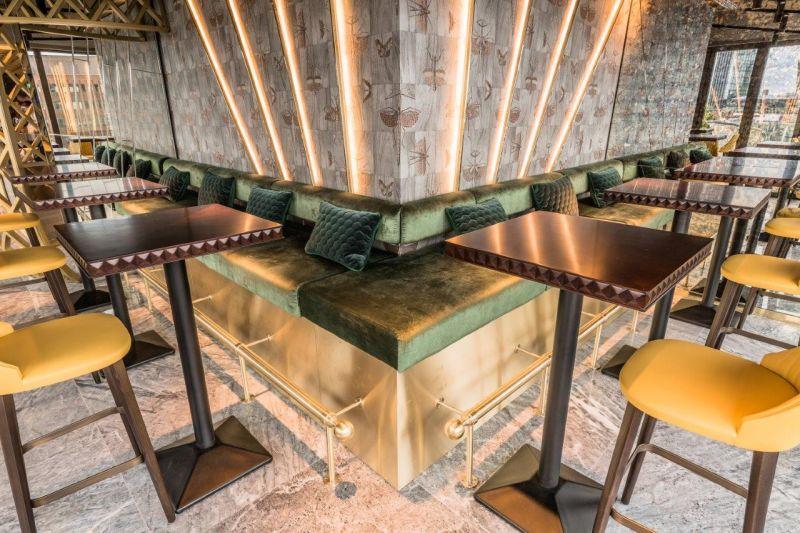 Project Electrial Solutions - Roof Top Bar Dorsett Hotel ...